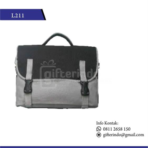 L211 - Tas Laptop Jeans Custom