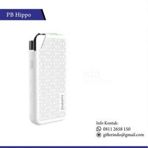 PBH03 - Powerbank Hippo Bronze Berkualitas