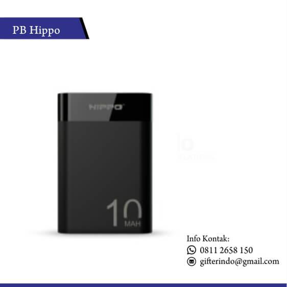 PBH04 - Powerbank Hippo Evo 2 Hijau Custom