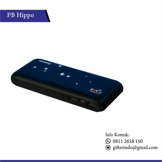 PBH06 - Powerbank Hippo Evo Spesial Plus Edition