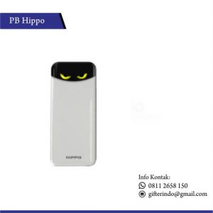 PBH08 - Powerbank Hippo Eyes White