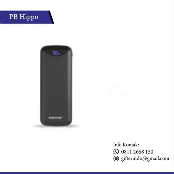 PBH11 - Powerbank Hippo Zuri 20100 mAh