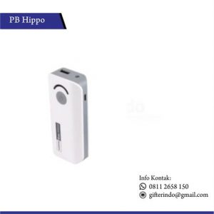 PBH13 - Powerbank Hippo Gala Custom Terbaik