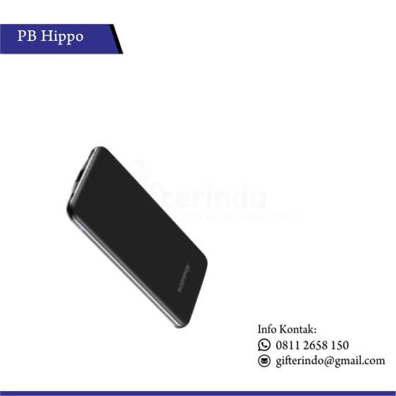 PBH20 - Powerbank Hippo Prime Custom Unik