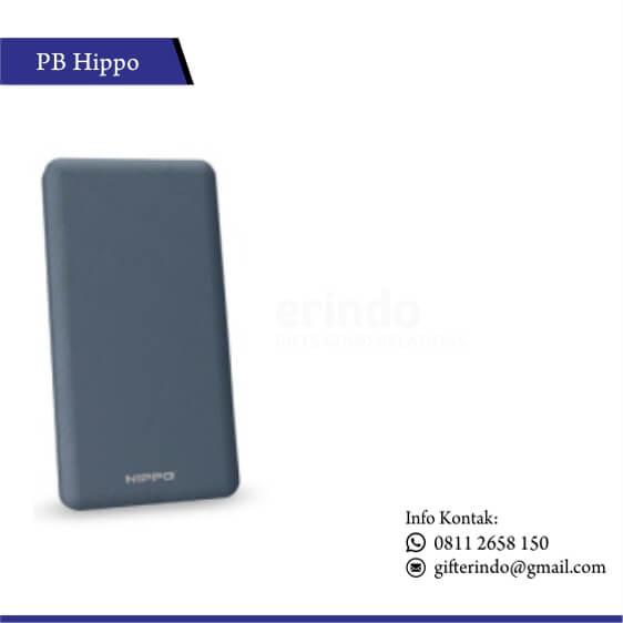 PBH25 - Powerbank Hippo Tren Custom