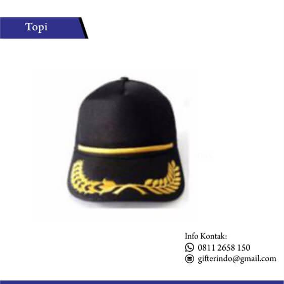 TOP 03 - Topi Seragam Double Mesh Berkualitas