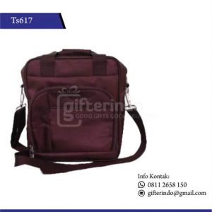 TS617 - Tas Slempang Pria Custom