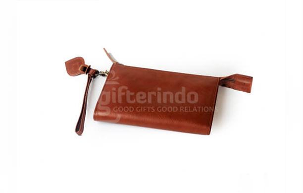Custom Dompet Kulit dengan Model dan Desain kekinian